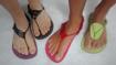 Obrázek z Cestovní Barefoot unisex ťapky, žabky