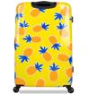 Obrázek z Cestovní kufr B.HPPY BH-1607/3-M - Home Sweet Pineapple