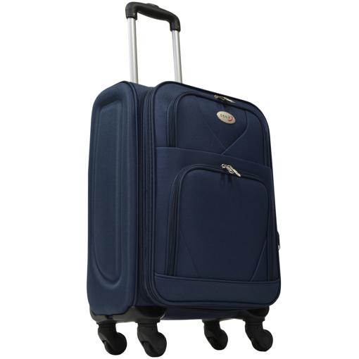 Obrázek z Cestovní kufr na 4 kolečkách - S889