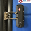 Obrázek z Cestovní kufry sada 3 ks na 4 kolečkách - 889