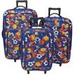 Obrázek z Sada cestovních kufrů na kolečkách 3ks - Sportivo