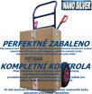 Obrázek z Cestovní kufry sada 3 ks ABS - PC potisk Česká Republika Orloj