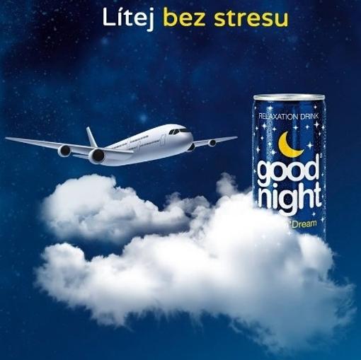 Obrázek z Good night drink 250 ml