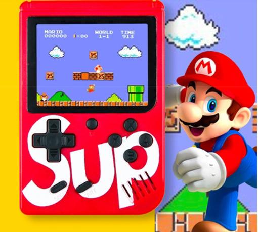 Obrázek z Gameboy, gamebox - 400 her v 1
