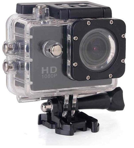 Obrázek z Vodotěsná sportovní HD DV kamera