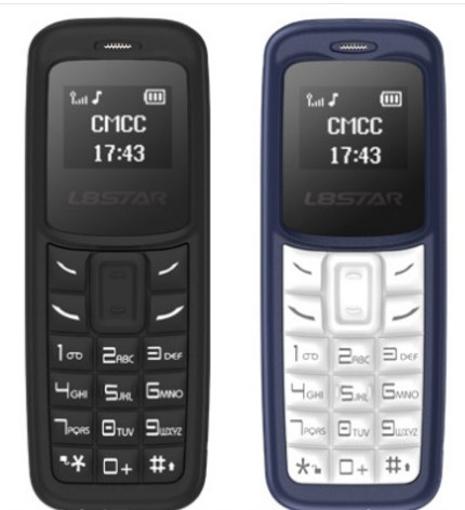 Obrázek z Mini mobilní telefon BM30