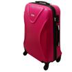 Obrázek z Cestovní kufr ABS + Carbon na 4 kolečkách - L750