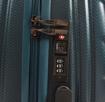 Obrázek z Cestovní kufr ABS vel. L + Carbon na 4 kolečkách - Happy Everyday