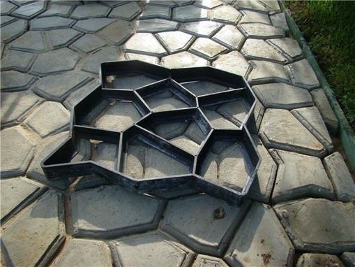 Obrázek z Forma na betonové chodníky