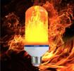 Obrázek z LED plameny