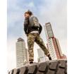 """Obrázek z Městský batoh, který nelze vykrást Bobby, 14"""", XD Design, camouflage"""