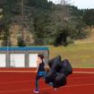 Obrázek z Odporový padák na běhání