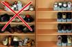 Obrázek z Plastový organizér na boty