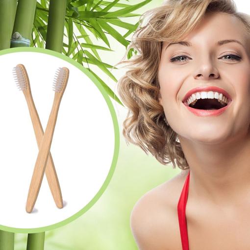 Obrázek z Bambusový zubní kartáček