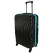 Obrázek z Palubní kufr ABS + Carbon na 4 kolečkách - S760