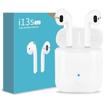 Obrázek z Bezdrátová sluchátka pro iPhone a Android - AirPods i13S TWS + Mini Dobíjecí box