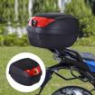 Obrázek z Kufr na motorku 46L + 2 klíče