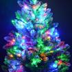 Obrázek z Vánoční LED osvětlení, světelný řetěz, venkovní 50 ks/10 m