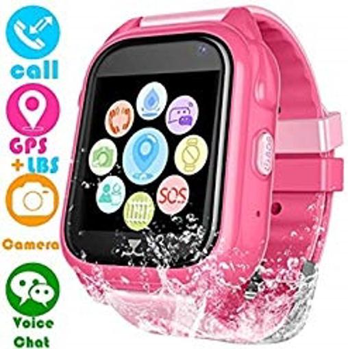 Obrázek z Dětské Hodinky Smart Watch s GPS