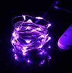 Obrázek z Dekorativní nano řetěz na baterie 20led/2m