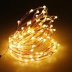 Obrázek z Dekorativní nano řetěz na baterie 50 LED/5 m