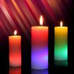 Obrázek z Kouzelná LED svíčka
