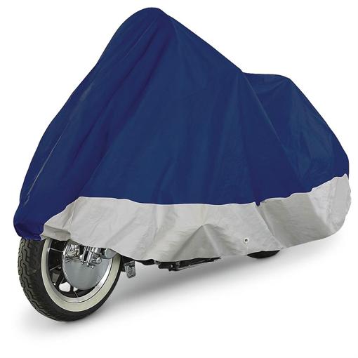 Obrázek z Plachta na motorku s ochrannou voděodolnou vrstvou