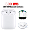 Obrázek z Bezdrôtové slúchadlá i300 MAX 5,0 TWS + Dobíjacie box Qi