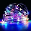 Obrázek z Venkovní nano řetěz s časovačem 100 LED/15 m
