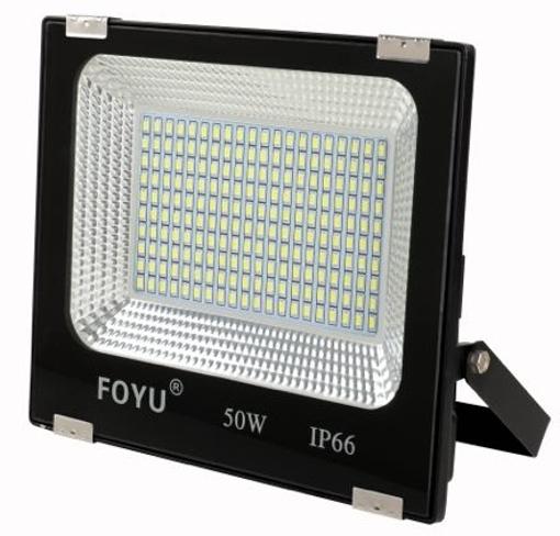 Obrázek z LED reflektor, halogen 50W venkovní FOYU Ultra tenký