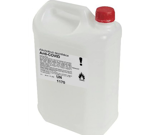 Obrázek z Anti-COVID 5 litrů - alkoholová desinfekce