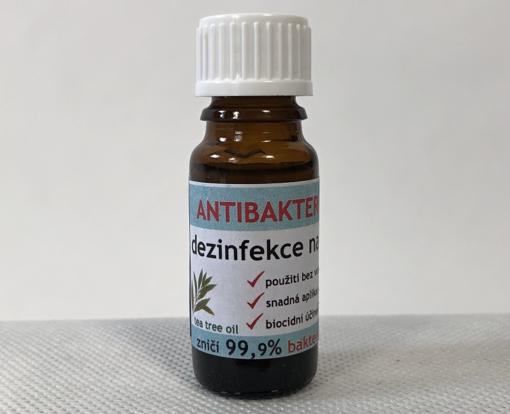 Obrázek z Antibakteriální, biocidní dezinfekce na ruce