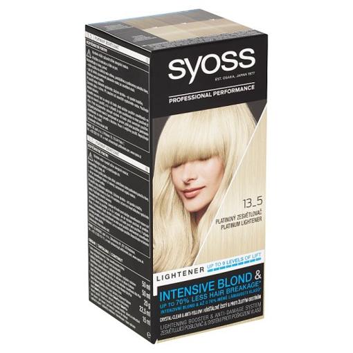 Obrázek z Syoss Blond Lighteners Platinový zesvětlovač 13-5