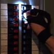 Obrázek z Rukavice svítící LED pro mechaniky