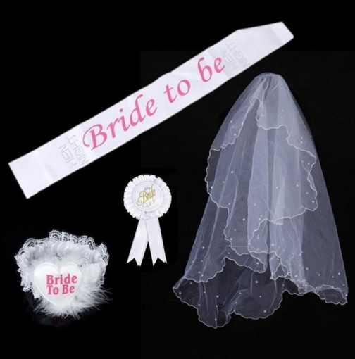Obrázek z Rozlučkový set pro nevěstu