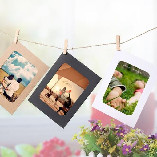 Obrázek z Závěsné papírové fotorámečky
