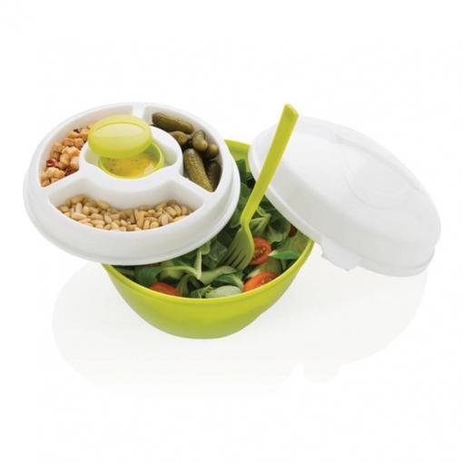 Obrázek z Cestovní salátová miska Salad2Go, Loooqs
