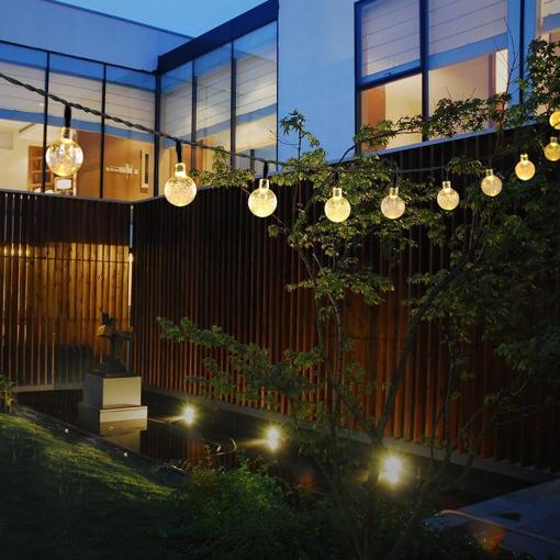 Obrázek z Dekorativní solární LED osvětlení