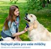 Obrázek z Hrablo pro psy s otočnou hlavou 2v1