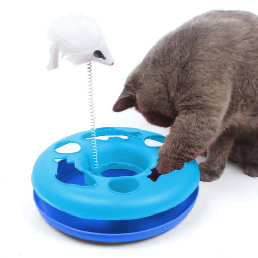 Obrázek z Interaktivní kočičí hračka