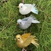 Obrázek z Ozdoba na stromeček holubička 4ks