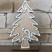 Obrázek z Vánoční dřevěná dekorace 14 cm