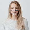 Obrázek z Ochranný štít na obličej s uchycením na nos