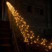 Obrázek z LED vánoční řetěz - ježek, venkovní 250 LED/10 m s flash