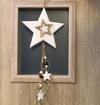 Obrázek z Závěsná dřevěná dekorace nejen do okna