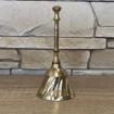 Obrázek z Vánoční mosazný zvonek 11 cm