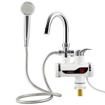 Obrázek z Elektrický ohřívač vody + vodovodní baterie se sprchou