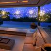 Obrázek z LED ohňostroj venkovní 720 LED/7 m/6 světel s programy