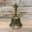 Obrázek z Tibetský rituální zvonek dilbu - průměr 8 cm