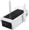 Obrázek z Solární venkovní Wi-Fi IP kamera FullHD 1080P na baterie